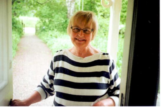 Verna Andersson, Röset, Ljungstorp - redaktör för sidan