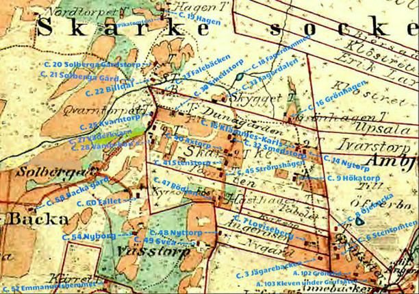 Klicka på kartan för större kartbild!