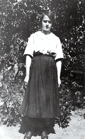 Åkersdal; Alice Ullberg 1922