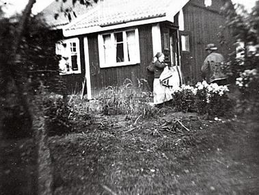 Åkersdal; Amanda & Otto Ullberg