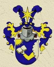 Knösvapnet är känt från 1743 genom ett lacksigill satt av Olof Knös (2/02) på hans trohetsed till kung Adolf Fredrik 1743. Sigillet finns i Riksarkivets samling Eder, volym 43. Inget adligt vapen.
