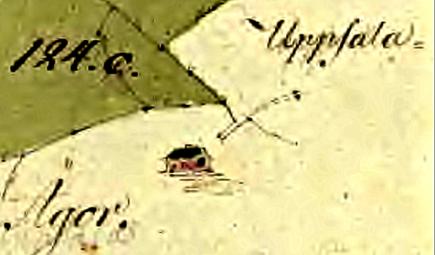 (Lantmäteriet Historiska Kartor)