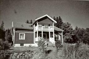 Det nya huset Kämpetorp
