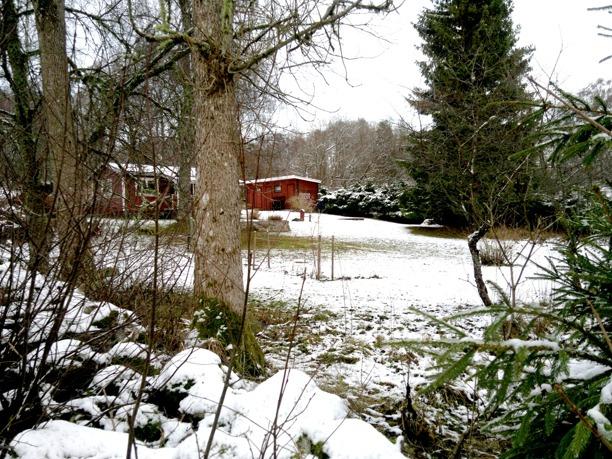 Ljungstorp Bäckedalen 4 - sommarstuga vid Flinkens boplats från mitten av 1700-talet. Foto Kent Friman, 2013-nov, copyright