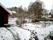 Trädgård Flinkebacken/Bäckedalen 3 idag med samma läge som 150 år tidigare