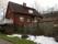 Villa Forsnäs på Pickabackens mark idag - från väster med rejäl stödmur