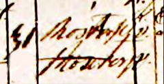 """""""Boställe Sköntorp"""". Publicerad mned tillstånd av www.arkivdigital.se"""