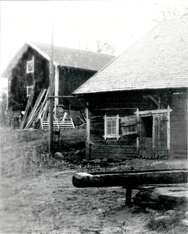 Bild från Varnhemsbygden 1991