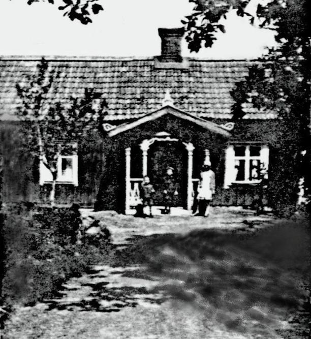 Fotokopia från Gunborg Ferms samling, Ljungstorp, 2014.
