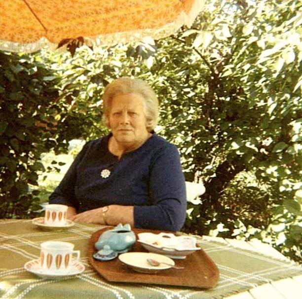 Foto Gunborg Ferm, ur hennes samlingar 2014.