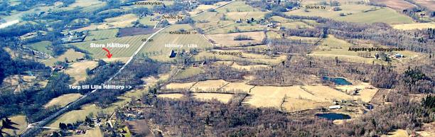 Klicka på bilden för att se den större! Flygfoto skänkt av Leif Crona, godkänt för publicering av Försvarsstaben, augusti 2014