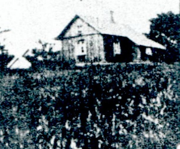 Bild ursprungligen från sonsonen Olle Winter, via Arne Sträng, samlat som pappers-fotokopia i Gunborg Ferms samling, Ljungstorp, 2014