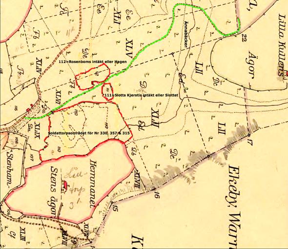 Karta Lantmäteriet Historiska Kartor. Klicka på kartan för att se den större!