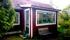 1960-talsentré till huset genom ombyggd veranda