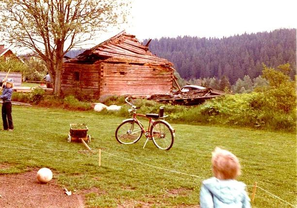 Foto från Ingvor Storms samlingar, Ljungstorp, 2014