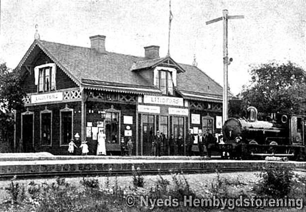 Bild från Nyeds Hembygdsförenings digitala arkiv, 2014.