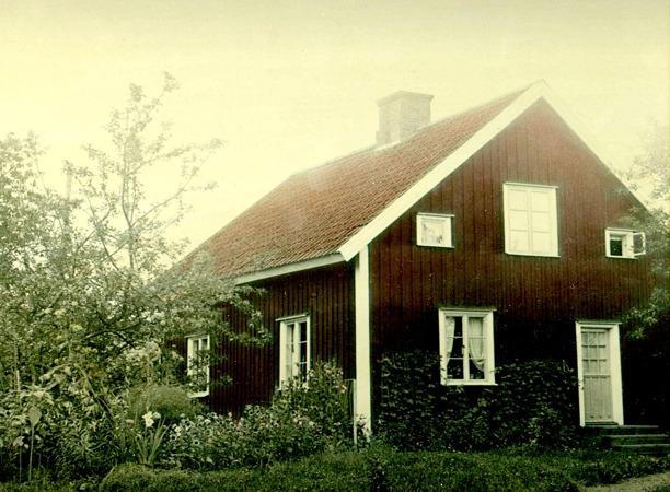 Avfotograferad tavla, Kent Friman, 2014 i Björkedalen.