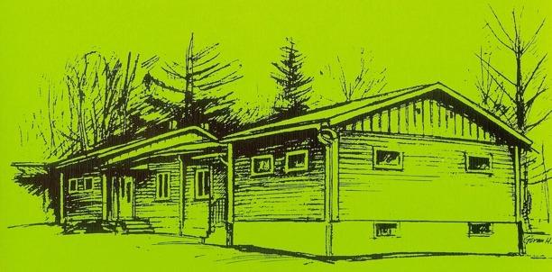 Teckning från Varnhemsbygden 1991 av Göran Magnusson, Ljungstorp