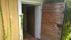 Den forna låga dörrporten