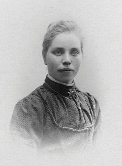 Foto från Ulla Persson, Strängnäs, 2014. Hon är dotterdotter till Maria Elsabeth.