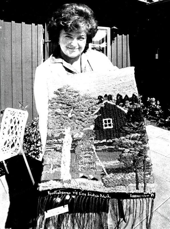 Bild ur Gunborg Ferms samlingar, Ljungstorp, 2014