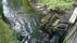 Vattenspelet i bäcken har förstärkts med ett mindre vattenhjul för upplevelsens skull