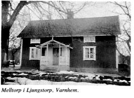 Bilder från Billingen längesen, 1991, artikel Verna Andersson. Klicka på bilden för att se den större!