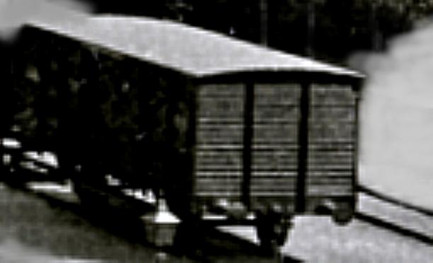 Bilden har inget med själva tillfället att göra - utan representerar endast en godsvagn vilken som helst.