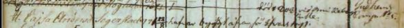 Ur husförhörslängd 1800-1815 med tillstånd av www.arkivdigital.se. Klicka på bilden för större text!