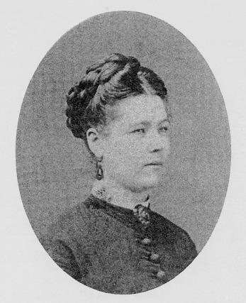Kopia av originalfoto hos dottern Elisabeth Skog-Holmbergs sondotter Rose Lee Liestman i Kansas i Amerika.