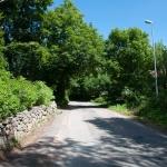 Ljungstorpsvägen förbi Lindstorp