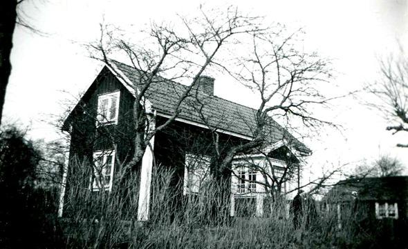 Bild från familjens album via Kjell Håkan Johansson, Skarpenstorp, Ljungstorp, 2015
