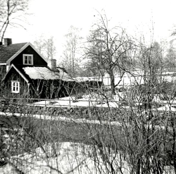 Foto Gunborg Ferm, ur Gunborgs samling, Ljungstorp, 2014