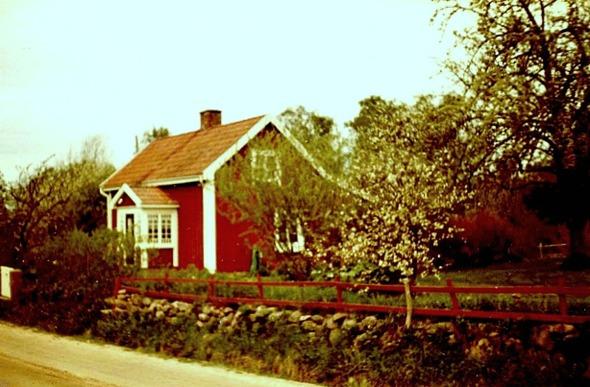 Foto Gunborg Ferm, ur samlingarna, Ljungstorp, 2014.