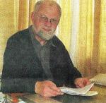 Gösta Karlsson foto ur klipp, Verna Anderssons samling, Ljungstorp