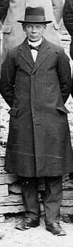 Arvid Pettersson, Hålltorp, 1923