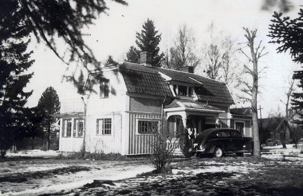 Bild och uppgifter, från Verna Andersson, Ljungstorp