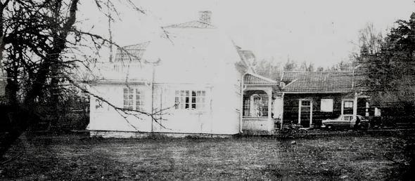 Bild från fam. Pettersson samling, Trollehöjd, Ljungstorp