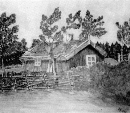 Fritz Ekelunds tavla