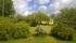 Trädgård söderifrån