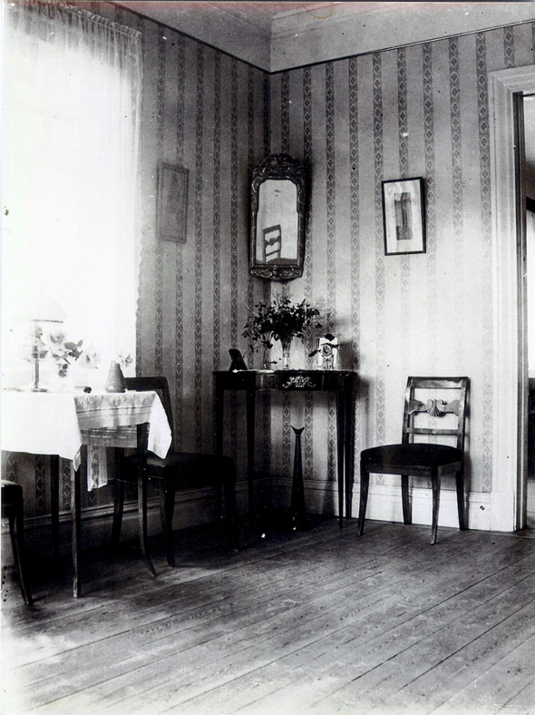 Bild från Verna Anderssons samling, Ljungstorp, 2014