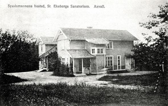 Bild från Verna Anderssons samling, Ljungstorp, 2016