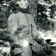 Bror Ullberg militärtjänst