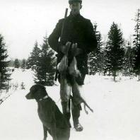 Bror på jakt