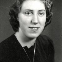 Karin Mellblom gift Bäckström