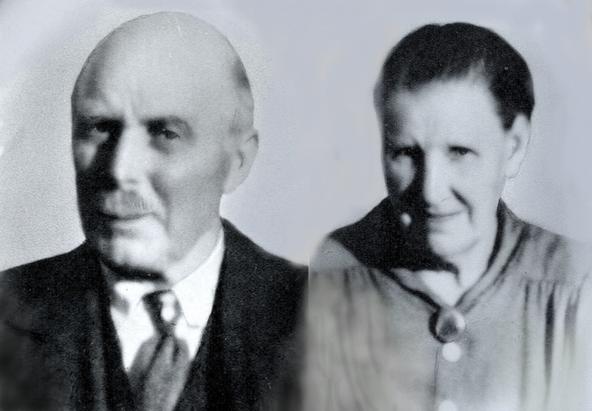 Johan & Emma Mellblom - Linnéas föräldrar