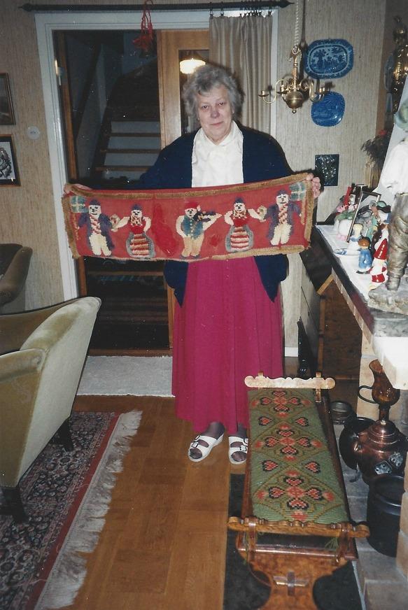 Bild från Verna Anderssons samling, Ljungstorp