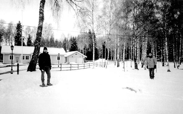 Foto 2006, Verna Andersson, Ljungstorp