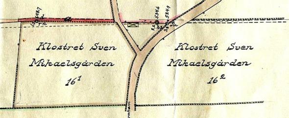 Karta från Roland Holm, Björkelund, Ljungstorp, 2016 Klicka på kartan för att se den större!