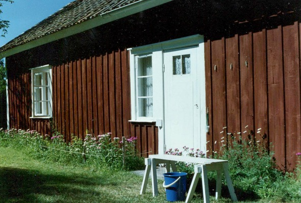Foto ur Jaen Frimans samling, Ljungstorp, 2016